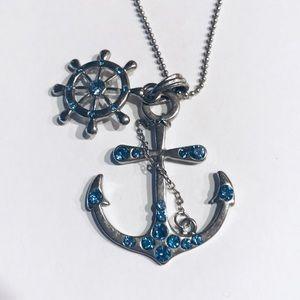 Jewelry - Anchor pendant